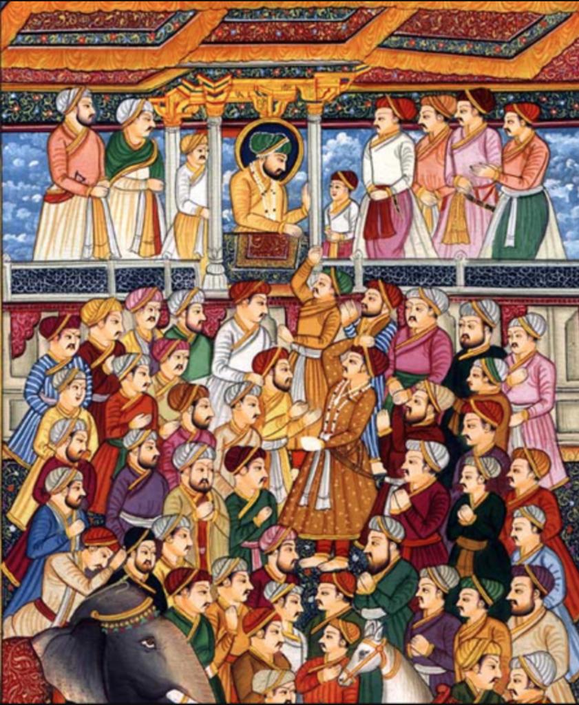 детекция лжи в древней Индии