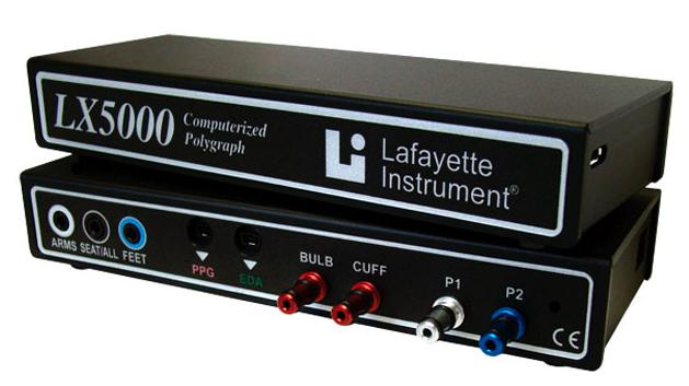 лучший полиграф Lafayette Instrument Company